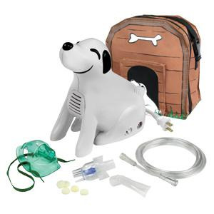 Mabis Digger The Dog Pediatric Compressor Neb 1 Bx