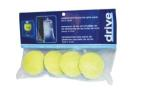 Product Photo: TENNIS BALL REPLACEMENT GLIDE PADS 4/PK