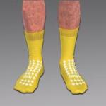 Product Photo: POSEY FALL MANAGEMENT SOCKS STANDARD YELLOW